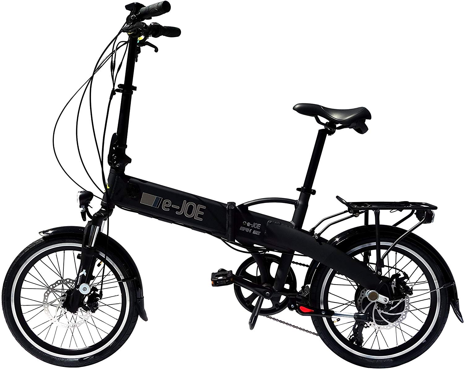 Folding electric bike in 2020